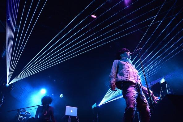 8月31日@渋谷VISION (okmusic UP's)