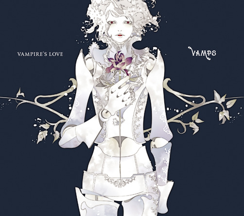 シングル「VAMPIRE'S LOVE」【初回限定盤A】(CD+DVD) (okmusic UP's)