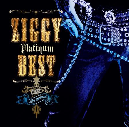 アルバム『ZIGGY プラチナムベスト』 (okmusic UP's)