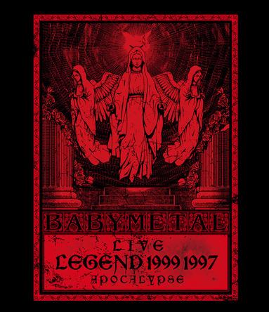 DVD & Blu-ray 「LIVE~LEGEND 1999 & 1997 APOCALYPSE」 (okmusic UP's)