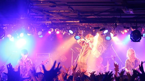 9月3日@Birth Shinjuku (okmusic UP's)