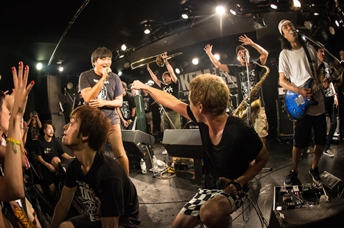 KEMURI主催イベント「SKA BRAVO」 (okmusic UP's)