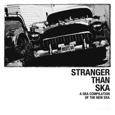 アルバム『STARNGER THAN SKA』 (okmusic UP's)