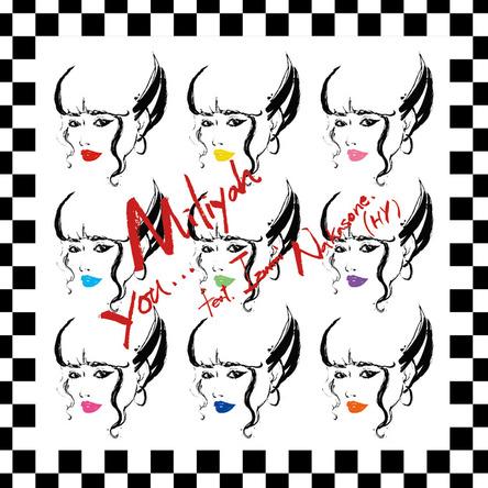 シングル「YOU...feat.仲宗根泉(HY)」【通常盤】(CD) (okmusic UP's)