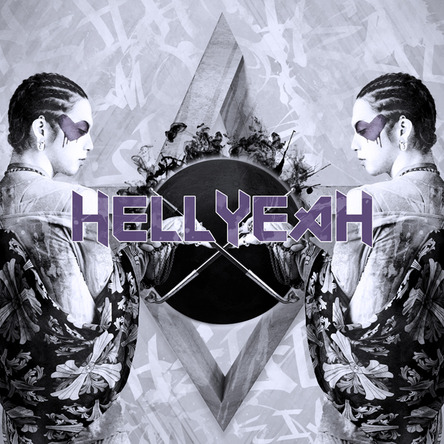 iTunes限定シングル「HELLYEAH」 (okmusic UP\'s)