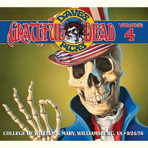 グレイトフル・デッドの未発表サウンドボード・ライヴ音源が11月にCD化