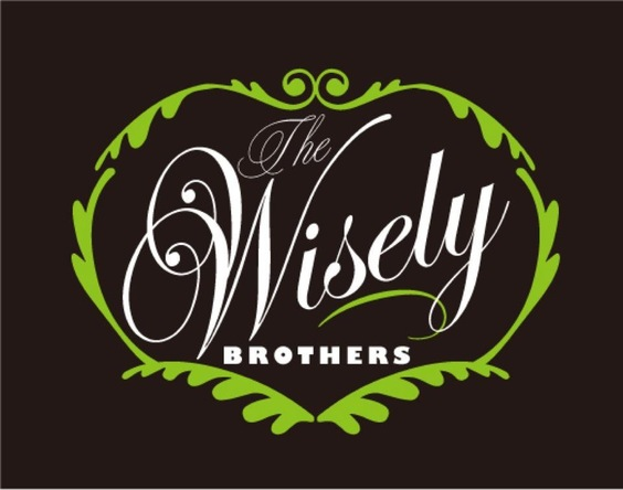 The Wisely Brothers ロゴ (okmusic UP's)