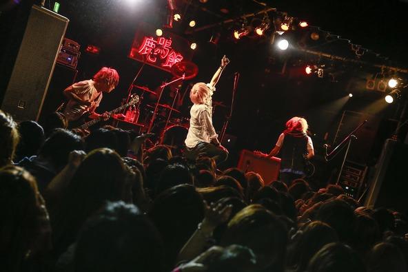 9月7日@目黒鹿鳴館 (okmusic UP's)
