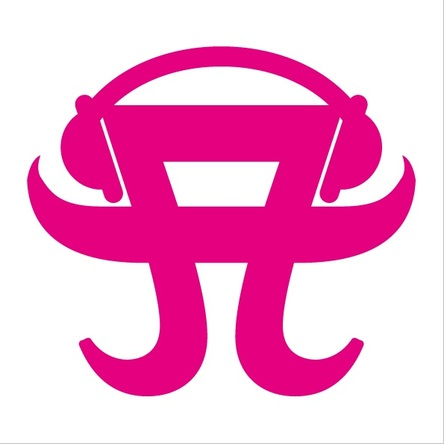 「XOXO」Plug Air用オリジナルシール (okmusic UP's)