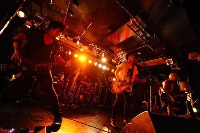 9月9日@TSUTAYA-O Crest(BLUE ENCOUNT)