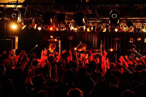 9月9日@TSUTAYA-O Crest(ヒトリエ) (okmusic UP's)
