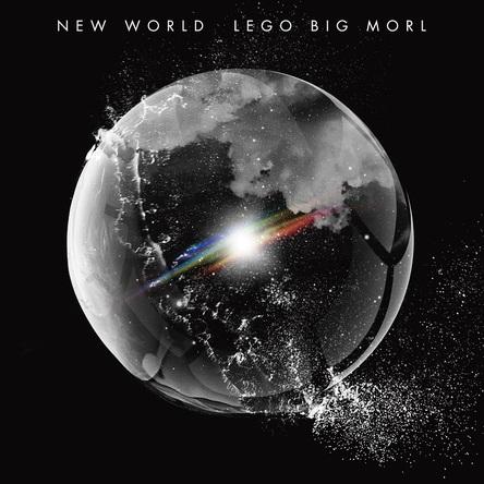 アルバム『NEW WORLD』 (okmusic UP's)