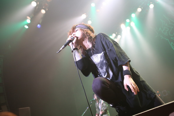 9月6日@Zepp Nagoya (okmusic UP's)
