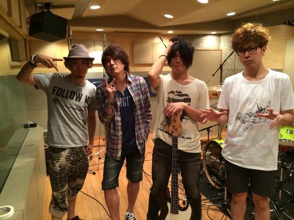 椎名慶治&レコーディングメンバー (okmusic UP's)