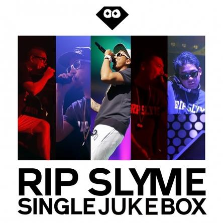 """RIP SLYME """"SINGLE JUKE BOX"""" (okmusic UP's)"""