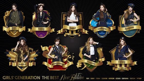 アルバム『THE BEST~New Edition~』 (okmusic UP's)