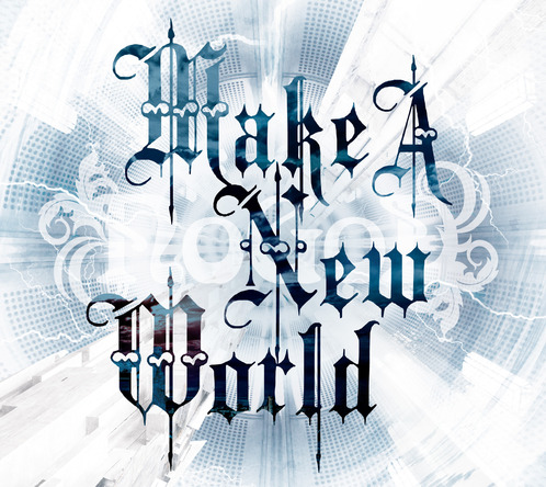 アルバム『Make A New World』【初回仕様盤】 (okmusic UP's)