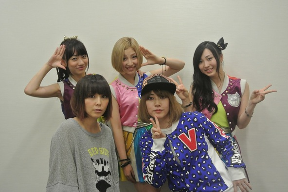 PUFFY×Cheeky Parade (okmusic UP's)