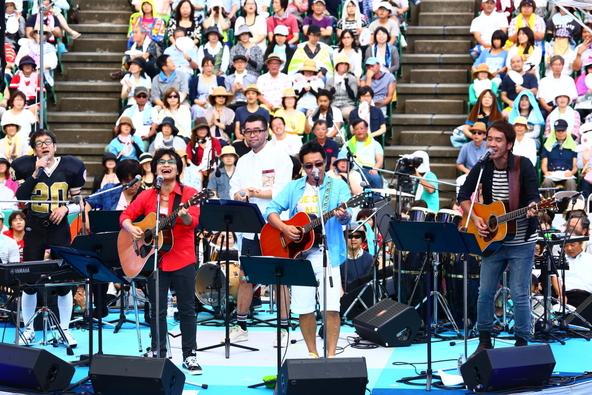 9月13日@『靭公園 MUSIC FESTA FM COCOLO 〜風のハミング〜』 (okmusic UP\'s)