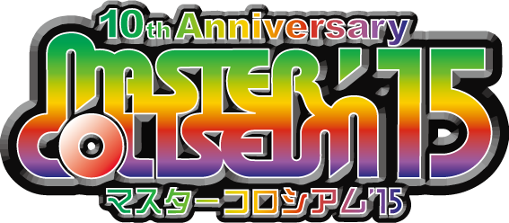 『MASTER COLISEUM'15』 (okmusic UP's)