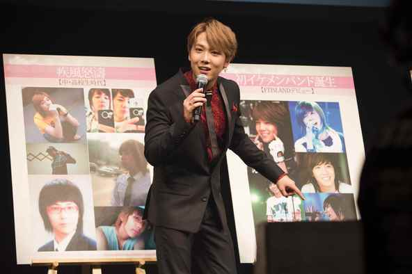 9月15日(月・祝) @「LEE HONGGI'S PROPOSAL IN JAPAN」 (okmusic UP's)