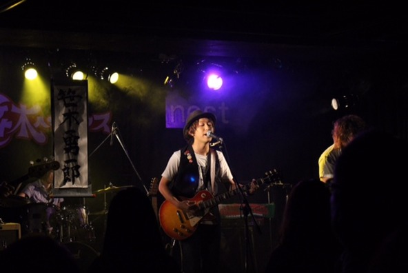 9月18日@TSUTAYA O-nest (okmusic UP's)