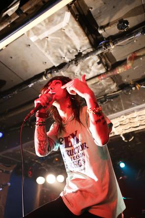 9月17日@東京・新宿LOFT (okmusic UP's)