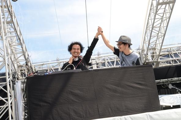 9月21日@「京都音楽博覧会2013 IN 梅小路公園」(サラーム海上) (okmusic UP's)