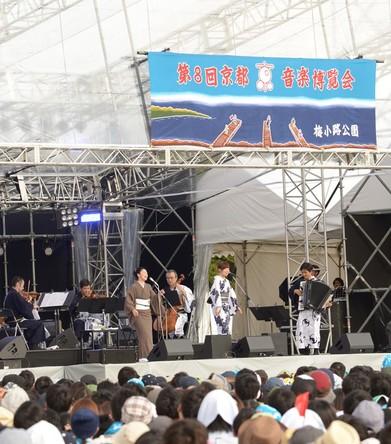 9月21日@「京都音楽博覧会2013 IN 梅小路公園」(椎名林檎) (okmusic UP's)