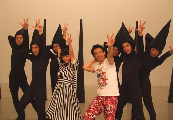 吉澤嘉代子×ラッキィ池田×ケケケダンサーズ (okmusic UP's)