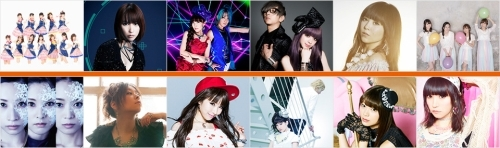 """""""リスアニ!LIVE-5""""出演者一覧"""