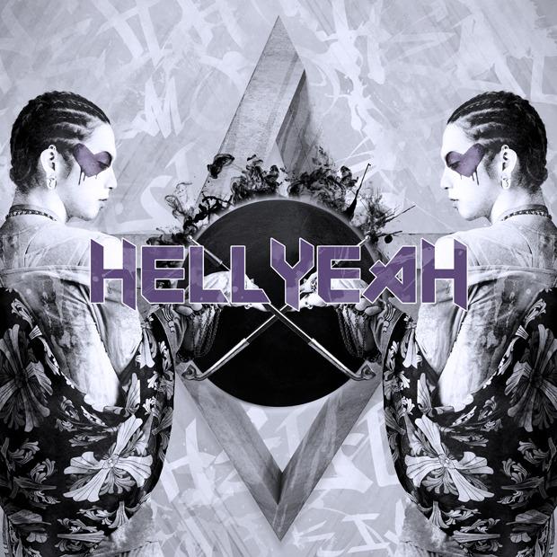 iTunes限定シングル「HELLYEAH」