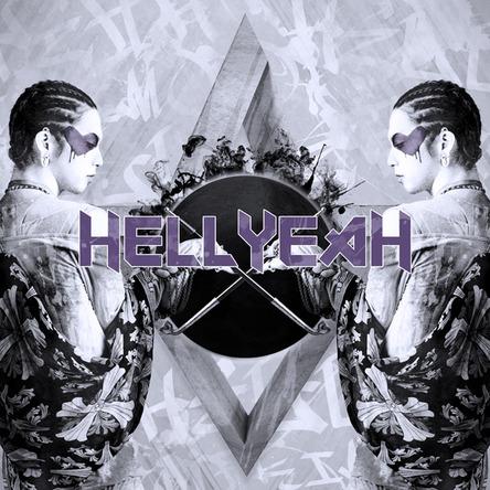 iTunes限定シングル「HELLYEAH」 (okmusic UP\'s)