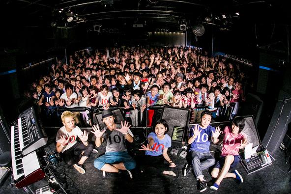 9月23日@ 原宿アストロホール (okmusic UP's)