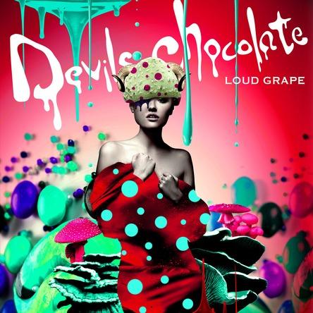 アルバム『Devils Chocolate』【初回盤】(CD+DVD) (okmusic UP's)
