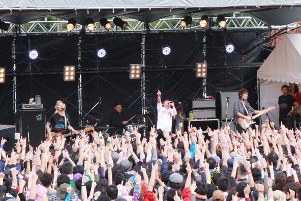 9月20日@札幌・国営滝野すずらん丘陵公園 (okmusic UP's)