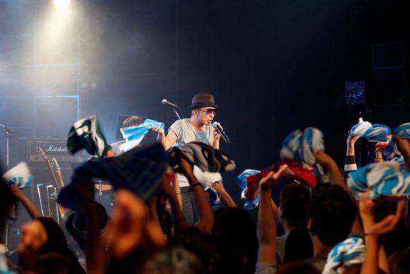 9月26日(金)@東京・恵比寿 LIQUID ROOM (okmusic UP's)