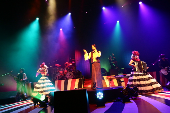 9月26日@NHKホール (okmusic UP's)