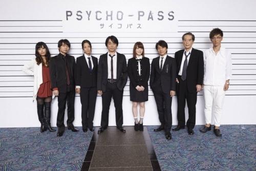 「PSYCHO-FES サイコフェス」イベント登壇者のみなさん (C)サイコパス製作委員会