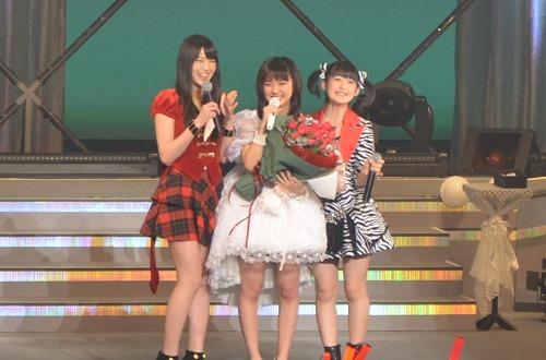真野恵里菜、涙のハロプロ卒業、ももち・矢島舞美もサプライズ祝福