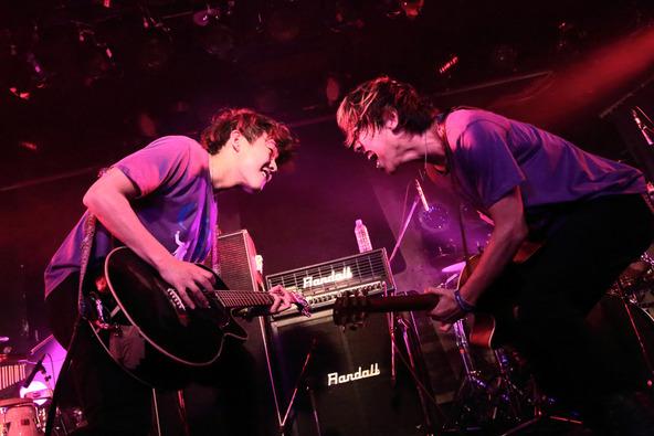 9月27日@東京・下北沢GARDEN (okmusic UP\'s)