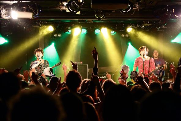 9月27日@東京・下北沢GARDEN (okmusic UP's)