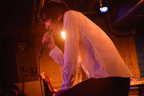 9月28日@新宿LOFT (okmusic UP's)