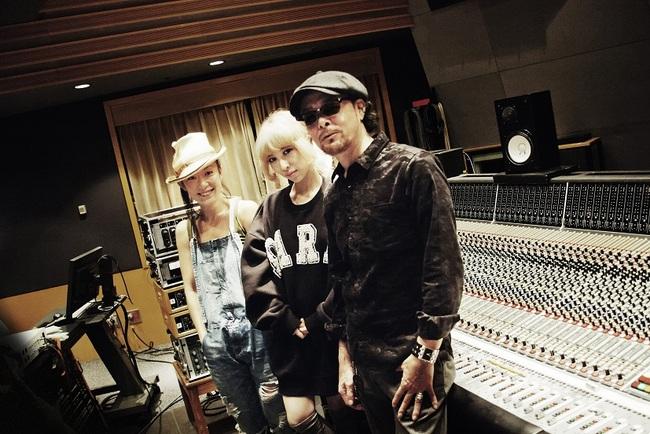 加藤ミリヤ&SUGAR SOUL&DJ KRUSH
