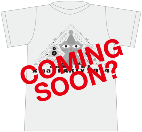 メモリアルTシャツ (okmusic UP's)