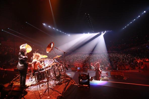 9月30日&10月1日@横浜アリーナ (okmusic UP's)