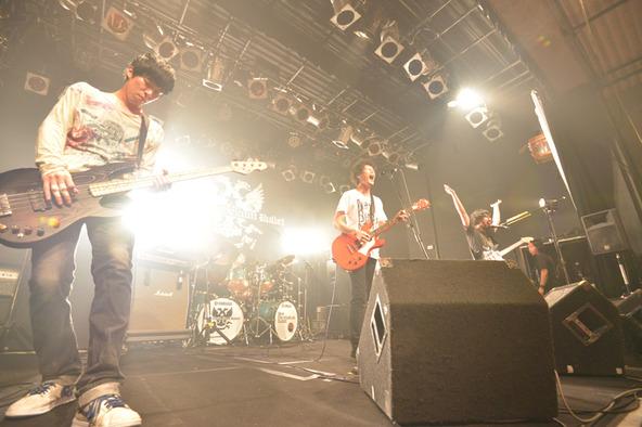 『Next Bullet Marks Tour 2014』ライブ写真 @札幌 PENNY LANE24 9/27公演 (okmusic UP's)