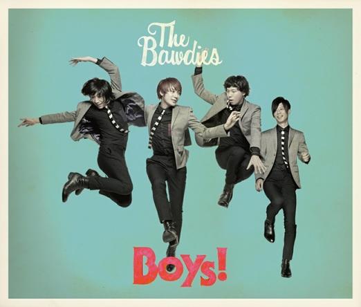 アルバム『Boys!』 (okmusic UP's)