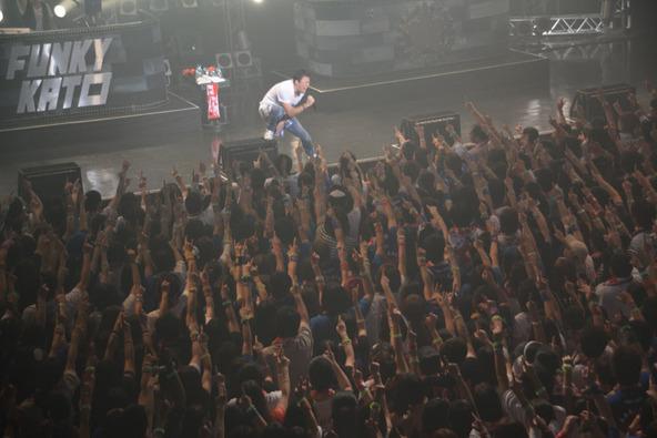 10月1日@東京・Zepp Tokyo (okmusic UP's)