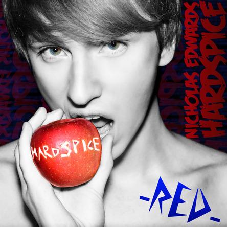アルバム『HARDSPICE -RED- (Japanese)』 (okmusic UP's)